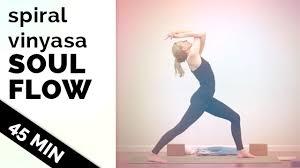 Spiral Vinyasa Soul Flow