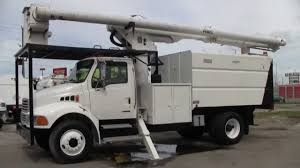 √ Forestry Bucket Truck For Sale Alberta, Used Bucket Truck For ...