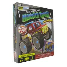 100 Build Your Own Truck BoyCraft Monster Bargain Ranger