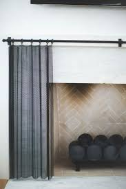 Dignitet Curtain Wire Hack by Best 20 Corner Curtain Rod Ideas On Pinterest Corner Window