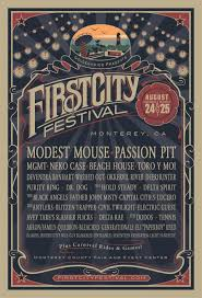 First City Festival Poster