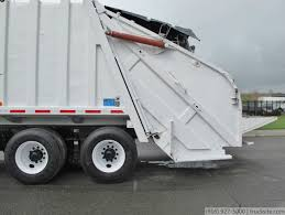 100 Leach Garbage Trucks 2RII Packmaster Rear Load Complete Body For Sale TruckSitecom