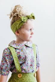 Lacey Lane Makes The Cutest Vintage Inspired Girl Clothing And Mixes Matches Prints In A Modern Way Youll Find Suspenders Bloomers