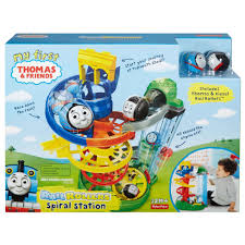 Thomas And Friends Tidmouth Sheds Trackmaster by My First Thomas U0026 Friends Rail Rollers Spiral Station Walmart Com