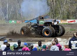 Monster Truck Rally Trucks Stock Photos & Monster Truck Rally Trucks ...