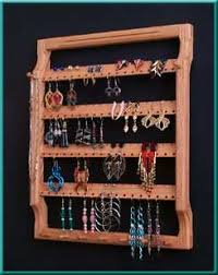 Woodwitch Earring And Necklace Holders