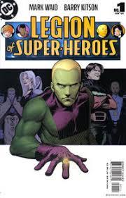 Legion Of Super Heroes Vol 5 1