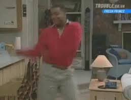 In The Meantime While We Keep Our Nose To Grindstone Heres Carlton Dancing Stay Tuned