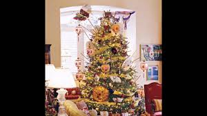 Sams Club Christmas Tree Decorating Tips by Easy Decorating Christmas Trees With Ribbon Youtube