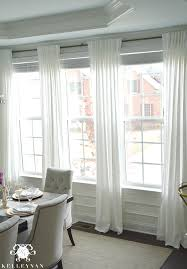 the favorite white budget friendly curtains room living rooms