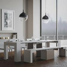 details zu sitzbank box esche furnier weiss ausziehbar küche esszimmer itamoby