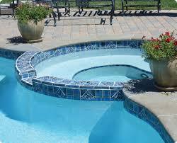 vintage swimming pool tile