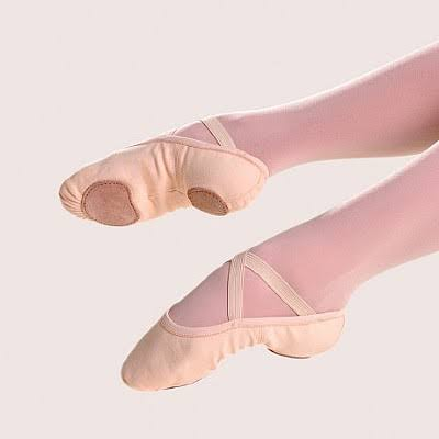 So Danca Women SD16 Wide (C Fit) Stretch Canvas Ballet Shoe