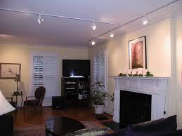 track lighting living room living room