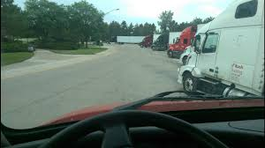 100 Rush Trucking Wayne Mi OTTO Uber Self Driving Truck Made Delivery YouTube