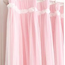 Pink Ruffle Blackout Curtains by 95 Best Gorgeous Curtains Images On Pinterest Curtains Shabby