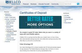 Personal Certificates Of Deposit