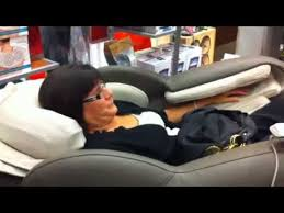 React Massage Chair Brookstone by Brookstone Massage Chair Experience Youtube