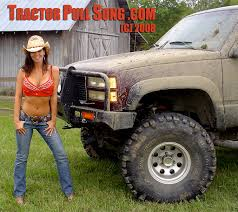 100 Country Girls And Trucks Tractorpullsongteresatruck04 Tractor Pull Song Coms Flickr