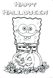 Coloring Pages Halloween Printables Haunted House Printable Scary Happy Page Preschool
