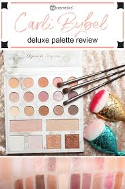 Carli Bybel Halloween 2015 by Bh Cosmetics Carli Bybel Deluxe Palette Review U0026 Swatches On Pale Skin