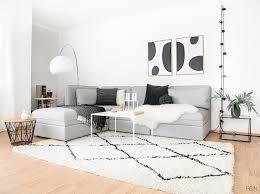 interior guide schwarz weiße einrichtung fein und fabelhaft