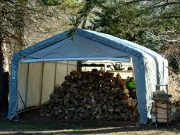 6 X 6 Wood Storage Shed by Canvas Storage Shed Blue Carrot Com