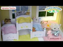 Calico Critters Bunk Beds by Calico Critters Hopscotch Rabbit Family For 9 Pickup At Walmart