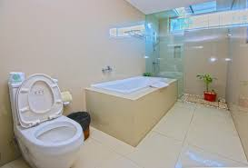 Dua Upon Entering Bathroom by Bukit Kirana Villas Uluwatu Indonesia Booking Com