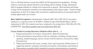 Bmcc Help Desk Email by Spe 100 Wi Syllabus Google Docs