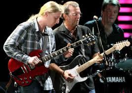 Watch Eric Clapton And Derek Trucks Play