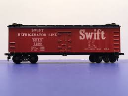 100 Swift Trucking Pay Scale Buy HO Swift 1200 Reefer Freight Train Car Varney BRAND