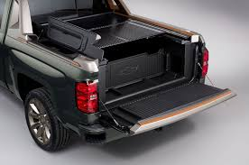 Chevrolet Brings Suburban, Tahoe, And Silverado To SEMA Party A Rack System And Truck Bed Cover On Chevygmc Silverado Flickr 2007 Chevrolet Pickup Truck Bed Item Ca9012 So Customize Your With A Camo Bedliner From Dualliner Spotted Plastic On 2002 Chevy Colorado Liner For 2004 To 2006 Gmc Sierra And Lock Trifold Hard Tonneau For 42018 58 General Motors 17803370 Lvadosierra Rubber Mat With Gm Logo 2018 Undliner Drop In Remove The Sketchy Way 2 People Youtube Decked Organization By