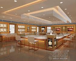 JE17 Custom Retail Jewelry Display Case