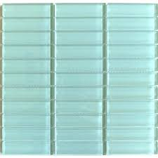 20 best blue glass tiles images on bathroom ideas