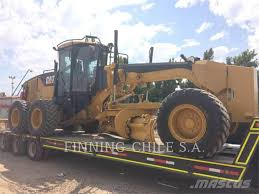 100 Caterpillar Chile 160M 165311 2009 Motor Graders For Sale