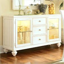 Antique Buffet Table Furniture Kitchen Sideboards And Buffets Trendy White With