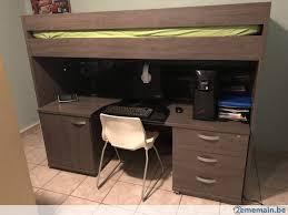 lit et bureau enfant lit bureau enfant 2 disponibles a vendre 2ememain be