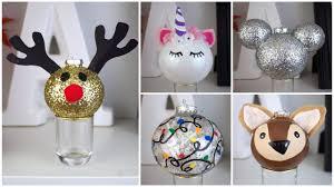 30 Creative DIY Christmas Ornament Ideas Kids Christmas Ornaments
