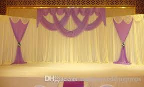 Unique Occasion New Design Hot Sale Indian Wedding Events Outdoor Reception Stage Decoration Backdrop Christmas Party Decorating Ideas Rent