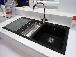 Best Kitchen Sink Material 2015 by Black Kitchen Sinks Kitchen Design