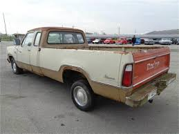 1973 Dodge D100 For Sale | ClassicCars.com | CC-1034163