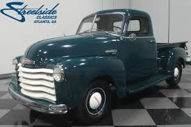1951 Chevrolet 3100 For Sale #53655 | MCG