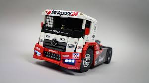 100 Parts Of A Truck Meet The Tankpool24 Racing MercedesBenz Lego Ficial Site