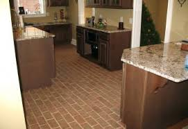 Tiles Kitchen Tile Flooring Ideas Floor With Cream Cabinets Cherry Boltinhouse Wrights Ferry Brick Dark Grey Color Schemes Off White Granite Countertops Oak