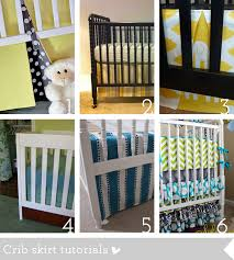 How to sew a crib bedding and nursery essentials – Sewing