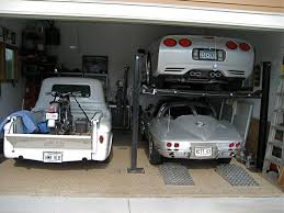 Home Garages and Lifts Show me your garage CorvetteForum