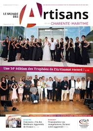 chambre des metiers charente maritime calameo magazine le monde juste chambre des metiers charente