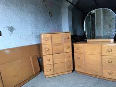 Heywood Wakefield Dresser Styles by Mid Century Modern Highboy Dresser Tomlinson Sophisticate Line