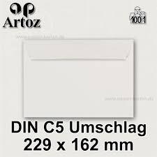 Artoz 1001 Buste Formato C5 100 Gm² Azione 2016 50